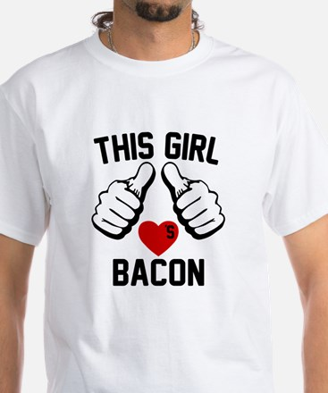 thisGIRL-bacon-1 T-Shirt