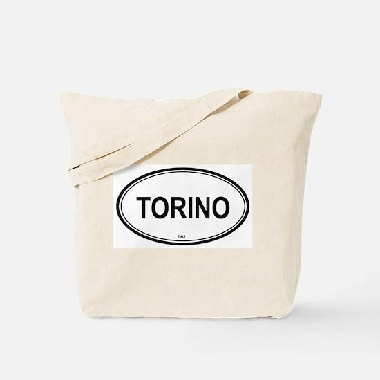 Torino, Italy euro Tote Bag