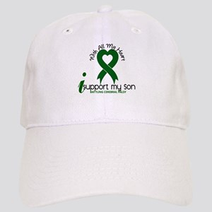 With All My Heart Cerebral Palsy Cap