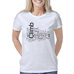 1EnlargedclimbingtermsA Women's Classic T-Shirt