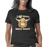 Wee Hamish Loves Moo! Women's Classic T-Shirt