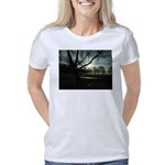 Sunset Silhouette Women's Classic T-Shirt