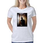 Cat Lamp Women's Classic T-Shirt