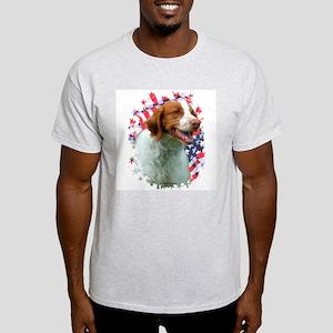 Brittany 4 Ash Grey T-Shirt