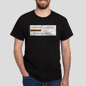 Caffeine Loading Dark T-Shirt