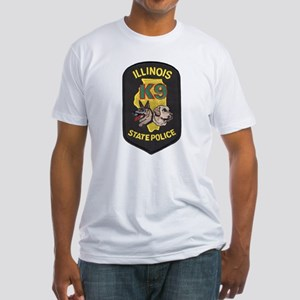 Illinois SP K9 Fitted T-Shirt