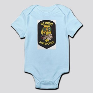 Illinois SP K9 Infant Creeper