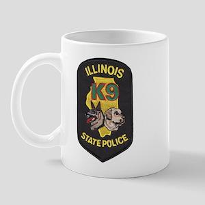 Illinois SP K9 Mug