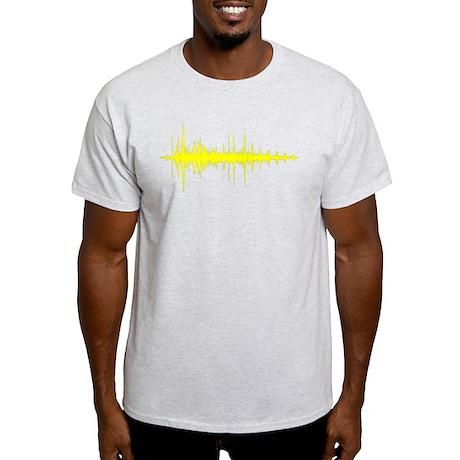 AudioWave_Yellow_1shot T-Shirt