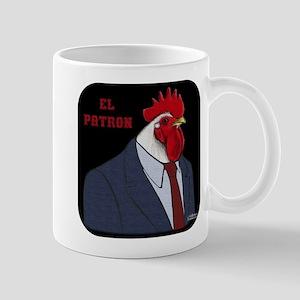 El Patron Rooster Mug
