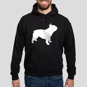 French Bulldog Hoodie (dark)