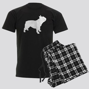 French Bulldog Men's Dark Pajamas