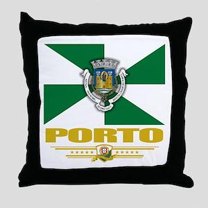 """""""Porto"""" Throw Pillow"""