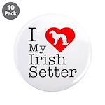 I Love My Irish Setter 3.5