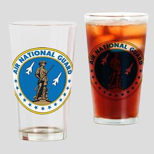 Air Guard Drinking Glass