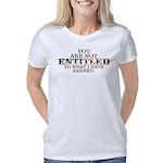 ENTITLED1 Women's Classic T-Shirt