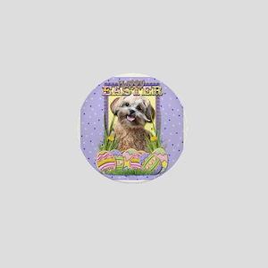 Easter Egg Cookies - ShihPoo Mini Button