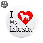 I Love My Labrador Retriever 3.5
