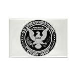 Border Patrol, Cit MX - Rectangle Magnet (10 pack