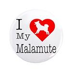 I Love My Malamute 3.5