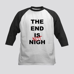 The End Is Not Nigh 2012 Kids Baseball Jersey