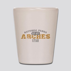 Arches National Park Utah Shot Glass