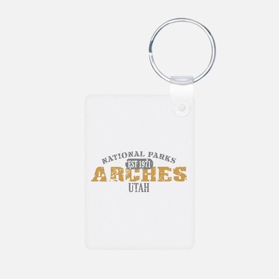 Arches National Park Utah Keychains