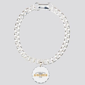 Arches National Park Utah Charm Bracelet, One Char