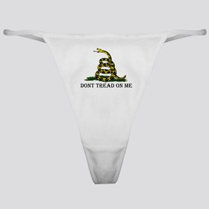 Don't Tread On Me Classic Thong