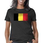 Belgium Flag Women's Classic T-Shirt