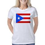 Puerto Rico Flag Women's Classic T-Shirt