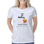 FrackThis Women's Classic T-Shirt