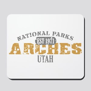 Arches National Park Utah Mousepad