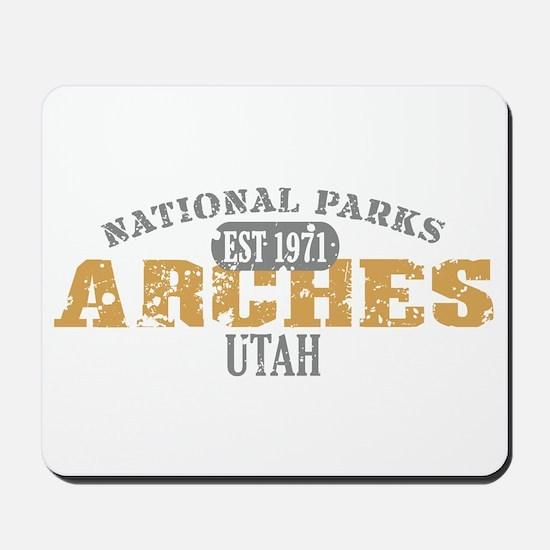 Arches National Park Utah Mousepad