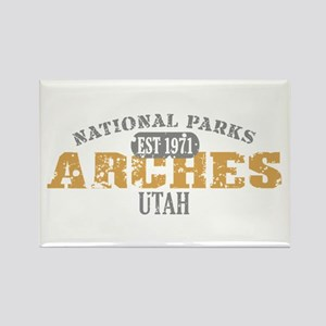 Arches National Park Utah Rectangle Magnet
