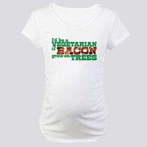 Bacon Maternity T-Shirt