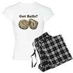Got Balls? Women's Light Pajamas