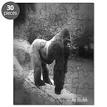 Silverback Gorilla Puzzle