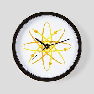 Lithium Atom Wall Clock