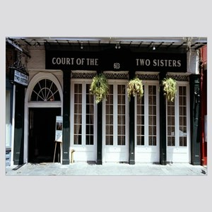 Facade of a restaurant, Court of Two Sisters resta