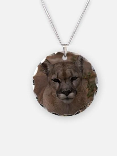 Mountain Lion 1 Necklace