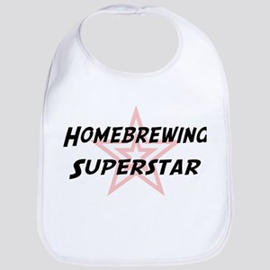 Homebrewing Superstar Bib