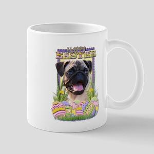 Easter Egg Cookies - Pug Mug