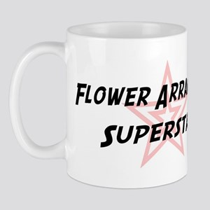 Flower Arranging Superstar Mug