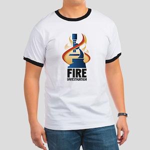 Fire Logo Fun Items Ringer T