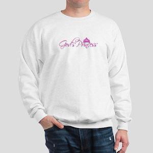 God's Princess Sweatshirt