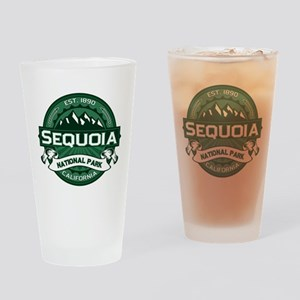 Sequoia Forest Drinking Glass