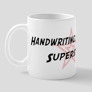 Handwriting Analysis Supersta Mug