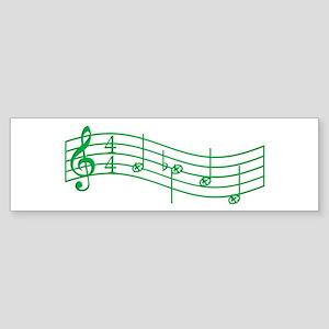 "Clover Green ""Rue's Whistle"" Sticker (Bumper)"