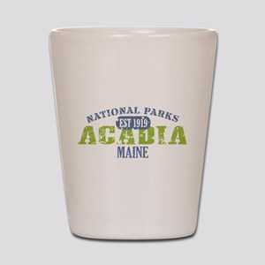 Acadia National Park Maine Shot Glass